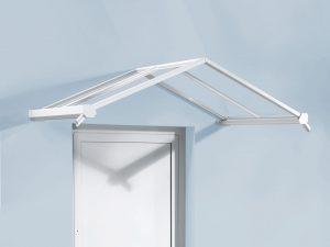 ARIANE®-Vordach aus Aluminium